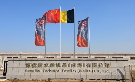 Beaulieu Technical Textiles opens new production site in China