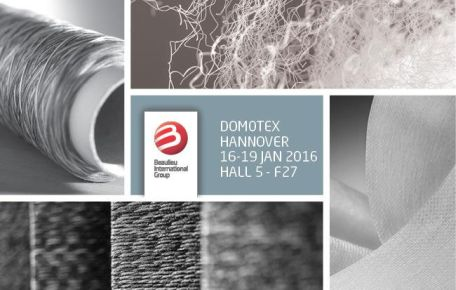 Carpet backings and Packaging textiles at Domotex 2016