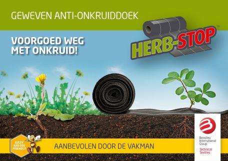 Herb-Stop campagnebeeld